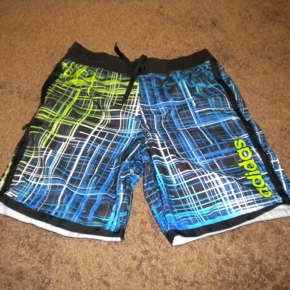 adidas f shorts